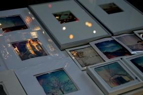 Emili Salgado, emulsions Polaroid