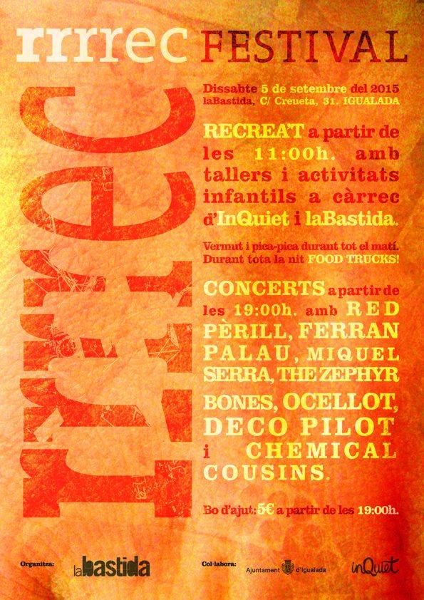 cartell rrrrec festival2