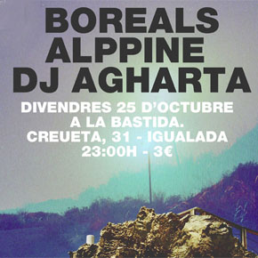 Alppine + Boreals + Dj Agharta